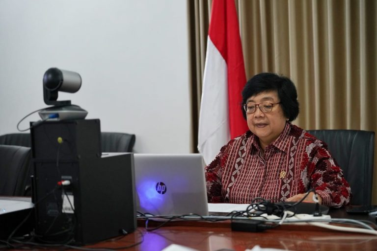 Menteri LHK : Pemda Berperan Penting Atasi Perubahan Iklim
