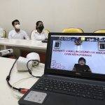 Menteri Lingkungan Hidup dan Kehutanan Memberikan Pembekalan Bagi CPNS KLHK