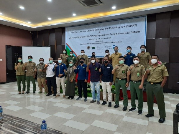 Pelatihan dan Workshop SMART Patrol