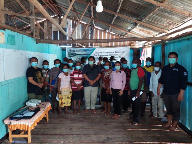 Upaya BPTN Wilayah III Yembekiri Dalam Mewujudkan Masyarakat Sadar Konservasi Dan Sejahtera