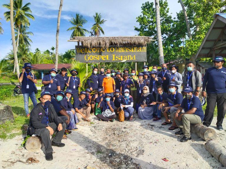 Pelatihan SIG dan Tata Ruang Pesisir (Coastal Zone Planning) Untuk Mendukung Implementasi Rencana Zonasi Wilayah Pesisir Dan Pulau – Pulau Kecil di Provinsi Papua Barat