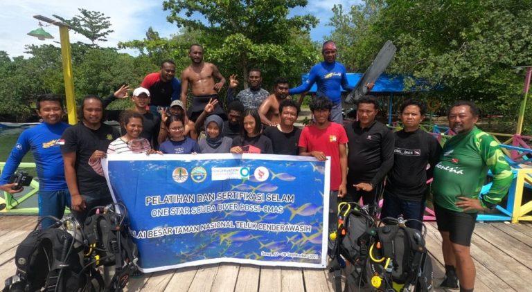 Pelatihan Dan Sertifikasi Selam One Star Scuba Diver POSSI – CMAS
